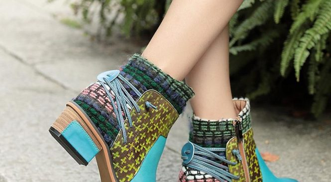 Защо избора на дамски обувки може да бъде сериозно изпитание?