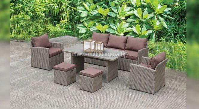Няколко съвета за избор на градински мебели