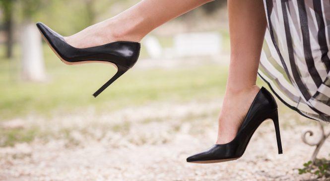 Обувките: най-добрият приятел на всяка дама