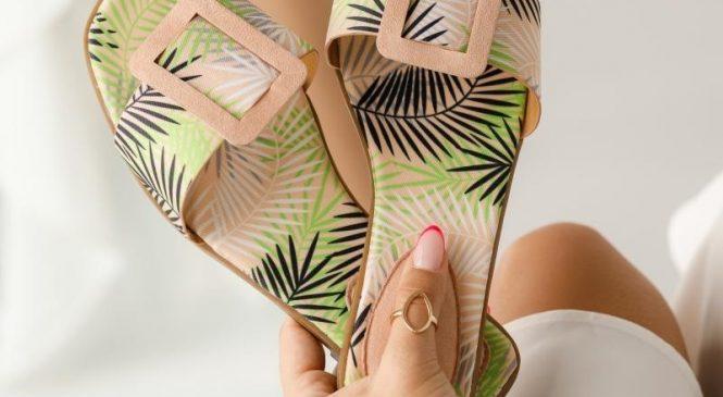 Лятото наближава, да помислим за избор на чехли