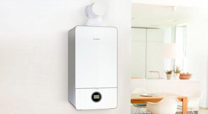 Отопление с газов котел БОШ – иновации и удобства
